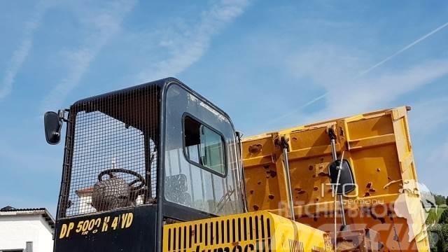Dumec DP5000 Tunneldumper Dumper