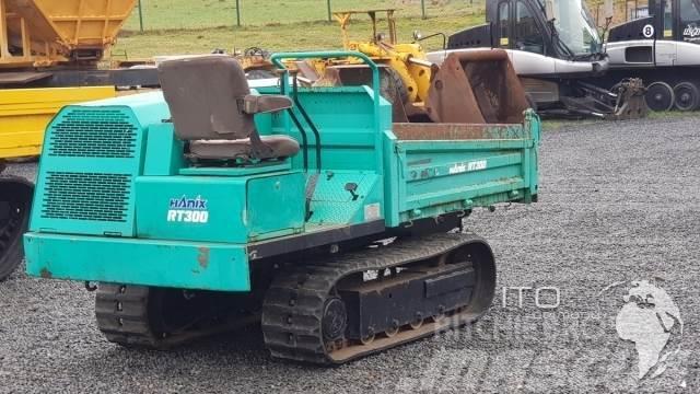 Hanix RT300 Minidumper