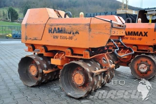 [Other] Grabenwalze Rammax RW1504 Wacker
