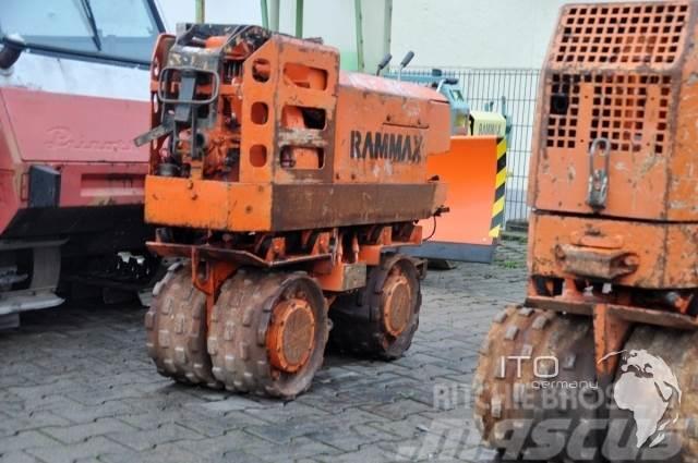 [Other] Grabenwalze Rammax RW700