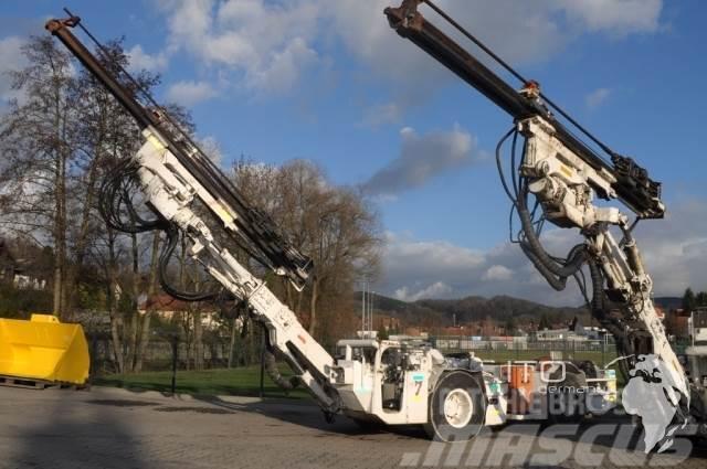 [Other] Minemaster BL Tunnelbohrwagen Bohrwagen drill rig