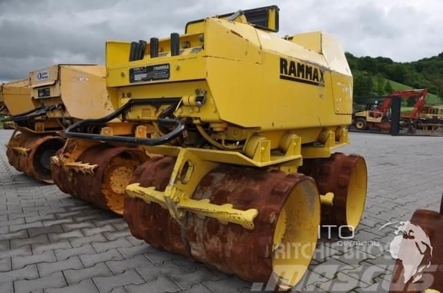 Rammax Grabenwalze Rammax RW1504