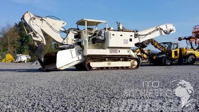 Schaeff ITC Tunnelbaumaschine Schaeff ITC 112