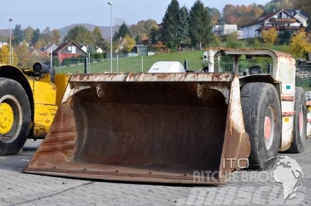 Wagner Tunnellader GHH LF4.2