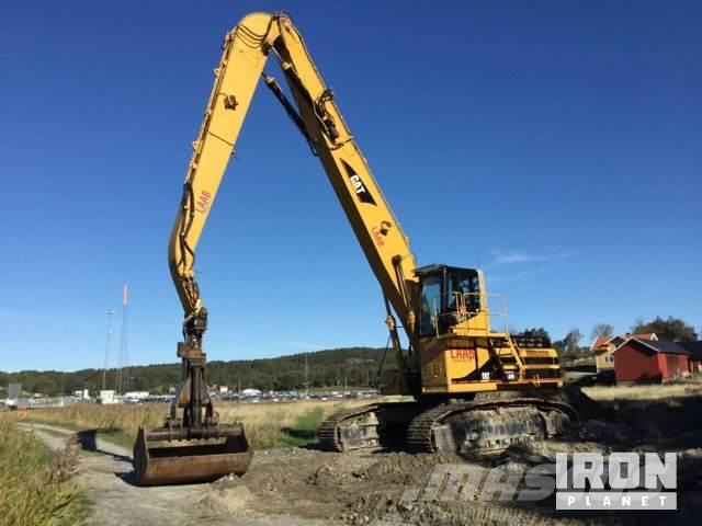 Caterpillar 345B LMH