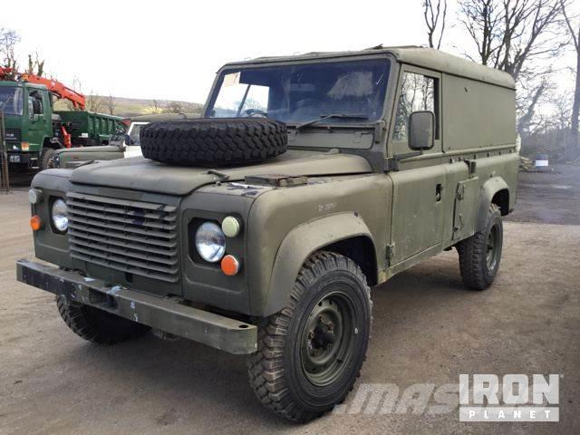 Used Land Rover Defender 110 Cars Year 1985 For Sale Mascus Usa