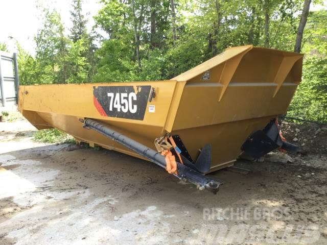 [Other] Dump Box - Fits Cat 745C ADT
