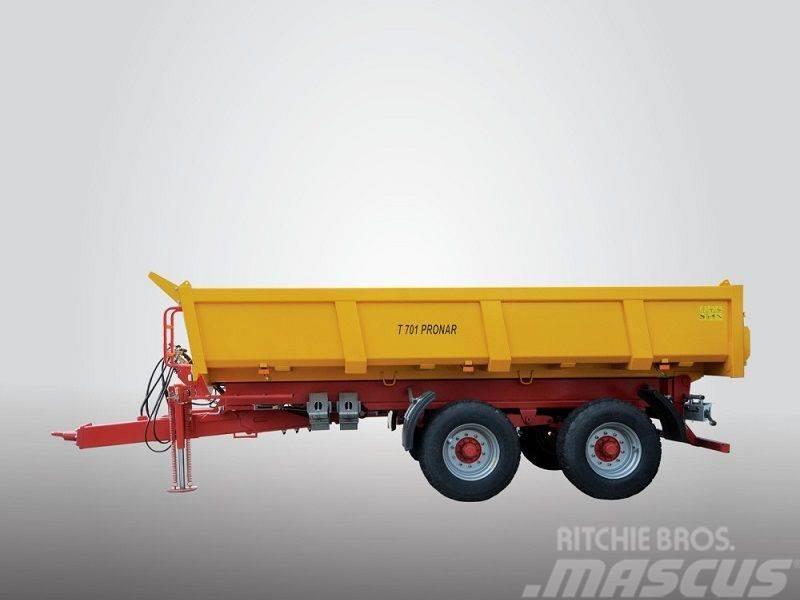 Pronar Bauanhänger T701