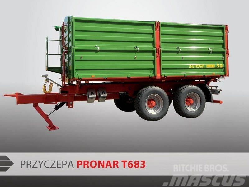 Pronar Tandemkipper T683