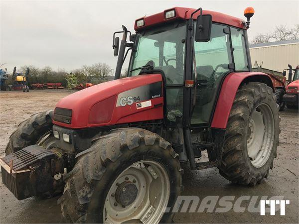 used case ih cs 94 tractors year 1999 price 18 321 for sale mascus usa. Black Bedroom Furniture Sets. Home Design Ideas