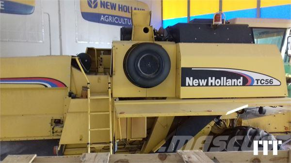 New Holland TC56 HT