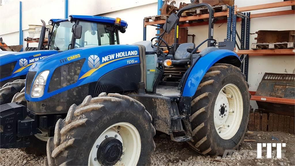New Holland TD5.95