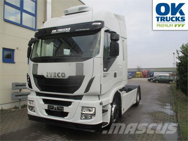 Iveco AS440S42T/PE Intarder Klima ZV