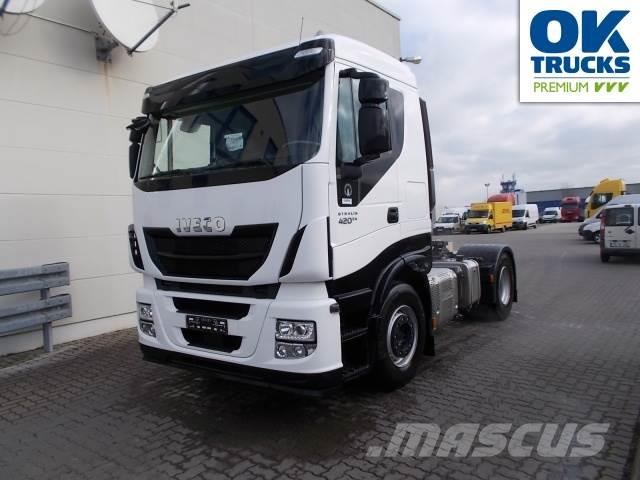 Iveco AS440S42T/PRR Intarder Klima
