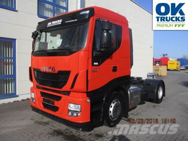 Iveco AS440S46T/P Intarder Klima ZV