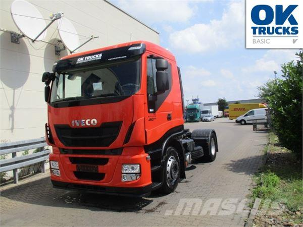 Iveco AS440S46T/P Klima Luftfederung