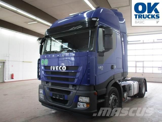 Iveco AS440S46T/PE Intarder Klima ZV
