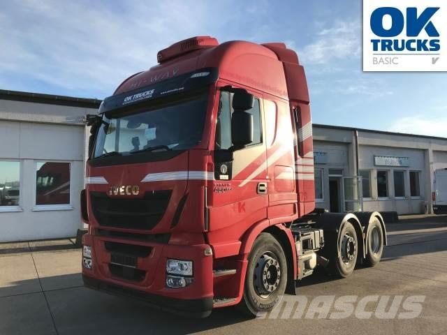 Iveco AS440S46TX/P Intarder Klima ZV
