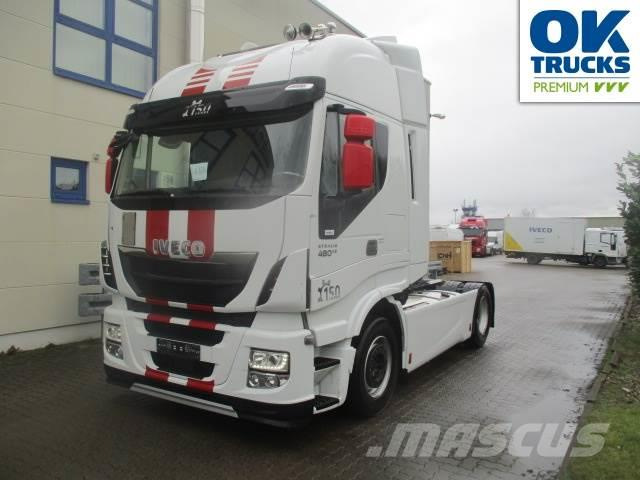 Iveco AS440S48T/P Intarder Klima ZV