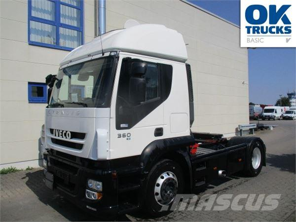 Iveco AT440S36T/P Intarder Klima