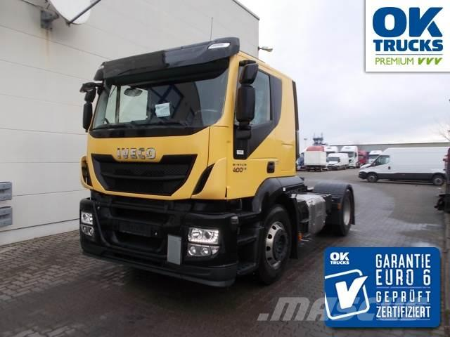 Iveco AT440S40T/P Intarder Klima ZV