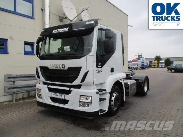 Iveco AT440S42T/P Intarder Klima ZV
