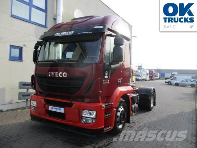 Iveco AT440S46T/P Intarder Klima ZV