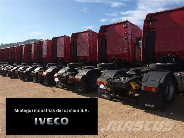 Iveco Stralis AS500