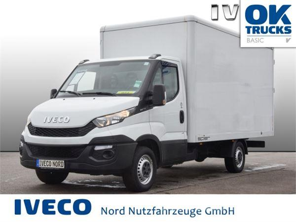 iveco daily 35s11 kastenaufbau gebraucht kaufen und. Black Bedroom Furniture Sets. Home Design Ideas