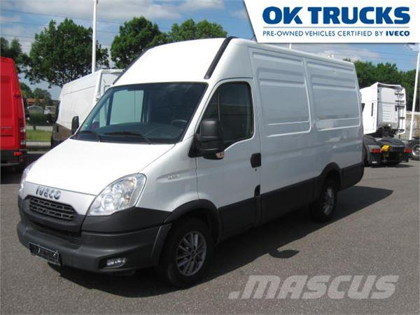 used iveco daily 35s13 v panel vans year 2014 price 17 096 for sale mascus usa. Black Bedroom Furniture Sets. Home Design Ideas