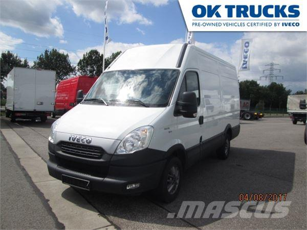 used iveco daily 35s13 v box body year 2014 price 18 457 for sale mascus usa. Black Bedroom Furniture Sets. Home Design Ideas