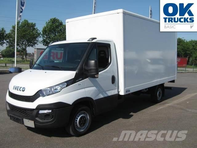 Iveco Daily 35S15 2.3L Koffer/LBW/KLIMA