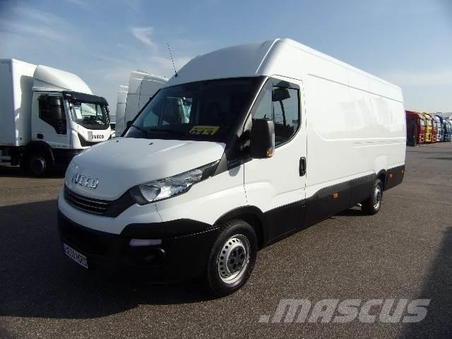iveco daily 35s16 a8v maxi hi matic euro 6 preis. Black Bedroom Furniture Sets. Home Design Ideas