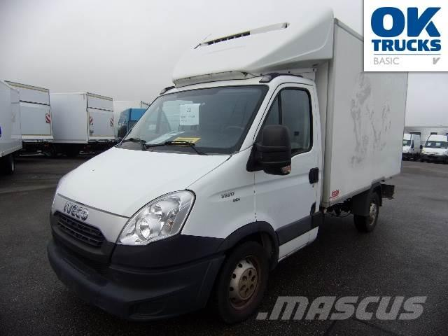 Iveco Daily 35S17 TK/Koffer nur EXPORT!!!!!