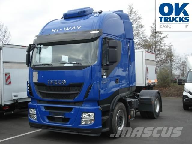 Iveco Hi-Way AS440S46T/P EEV, Standklimaanlage