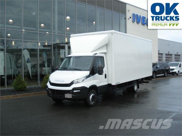 Iveco New Daily 70C17A8/P, Nutzlast 3.140 kg