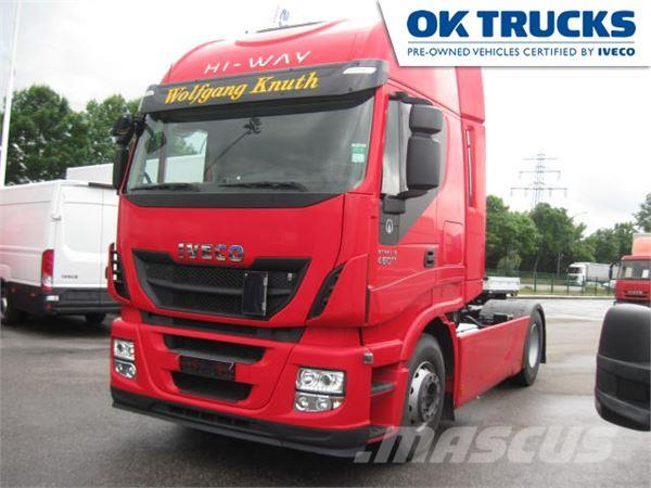 Iveco Stralis AS440S46T/P HI-WAY - Tractor Units, Price: £