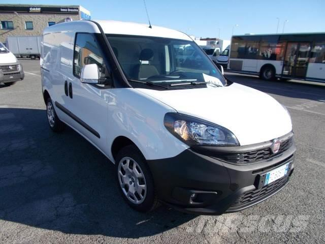 Fiat Nuovo Dobl Cargo Euro 6 Cargo KM 0