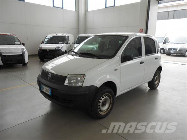 used fiat panda van 4x4 box body year 2006 price 3 690 for sale mascus usa