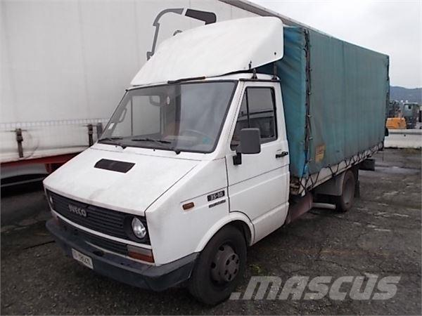 used iveco other trucks year 1988 price 2 952 for sale mascus usa. Black Bedroom Furniture Sets. Home Design Ideas