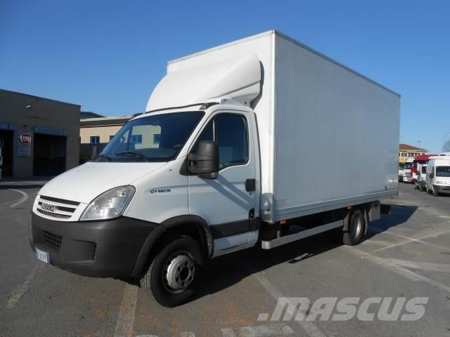 iveco daily 65c18 occasion prix 9 500 ann e d 39 immatriculation 2007 camion fourgon iveco. Black Bedroom Furniture Sets. Home Design Ideas