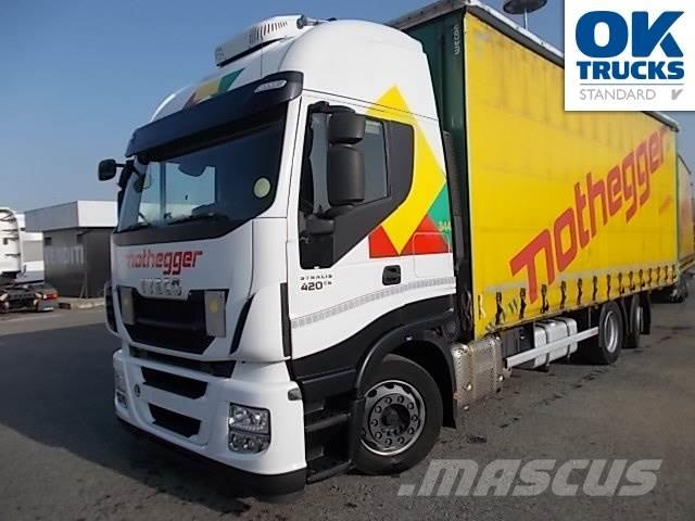 Iveco STRALIS 260AS42 Y/FS GRAN VOLUME