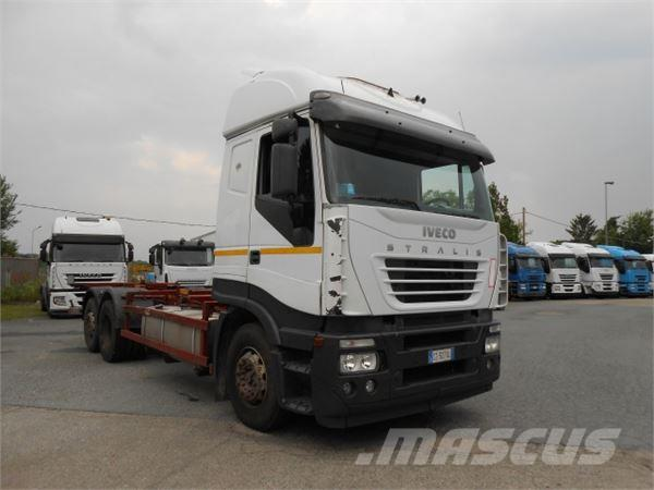 Iveco Stralis AS260S43Y/FS-CM