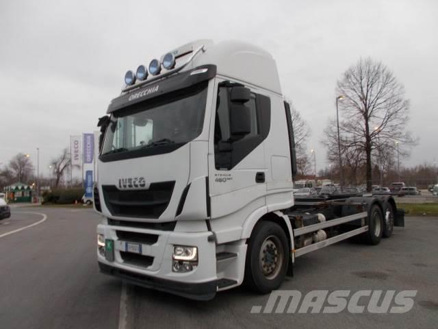 Iveco STRALIS AS260S46