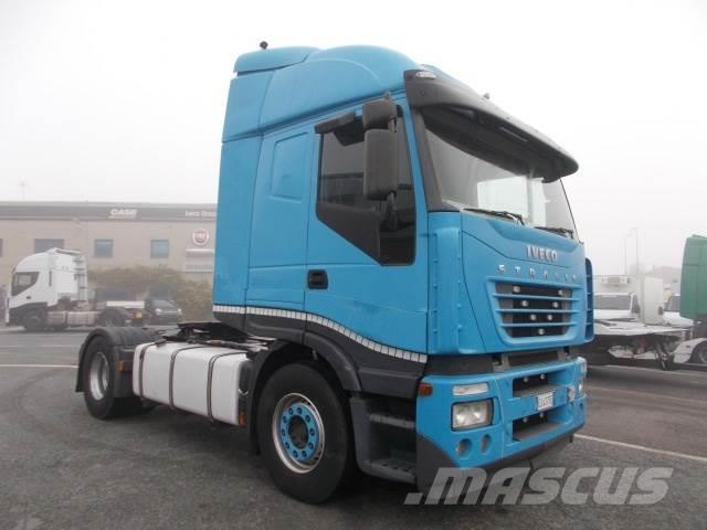 Iveco STRALIS AS440S43