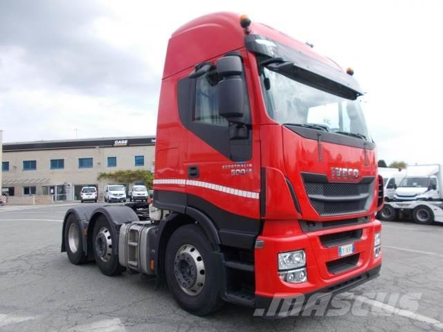 Iveco STRALIS AS440S50TX 6X2