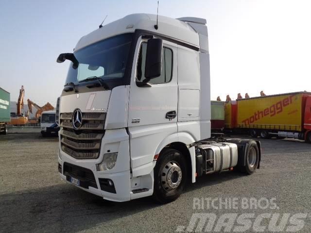 Mercedes-Benz ACTROS 18.51 IMP. IDR. + ADR