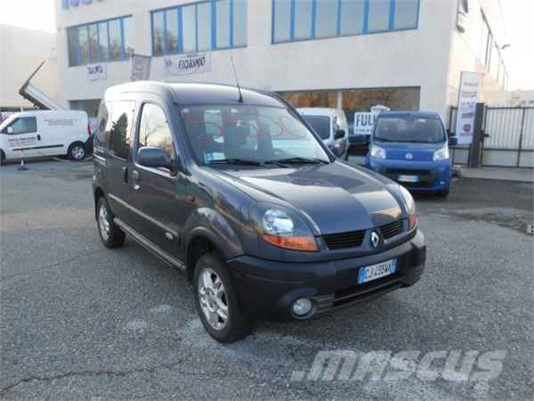used renault kangoo 4x4 mini bus year 2003 price 6 819 for sale mascus usa. Black Bedroom Furniture Sets. Home Design Ideas