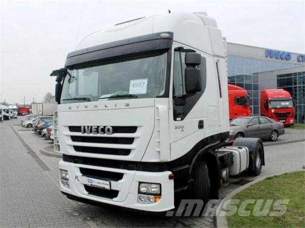Iveco Stralis AS440S50TP, 2012, Dragbilar