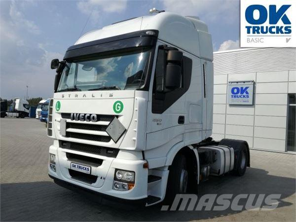Iveco Stralis AS440S46TPE